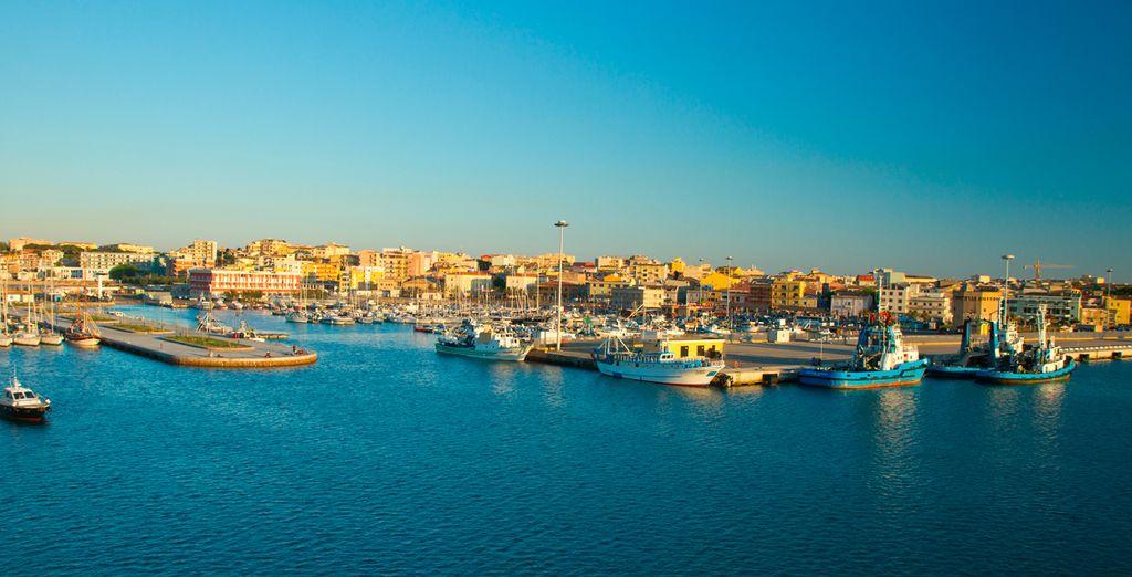 Conozca Porto Torres y su puerto