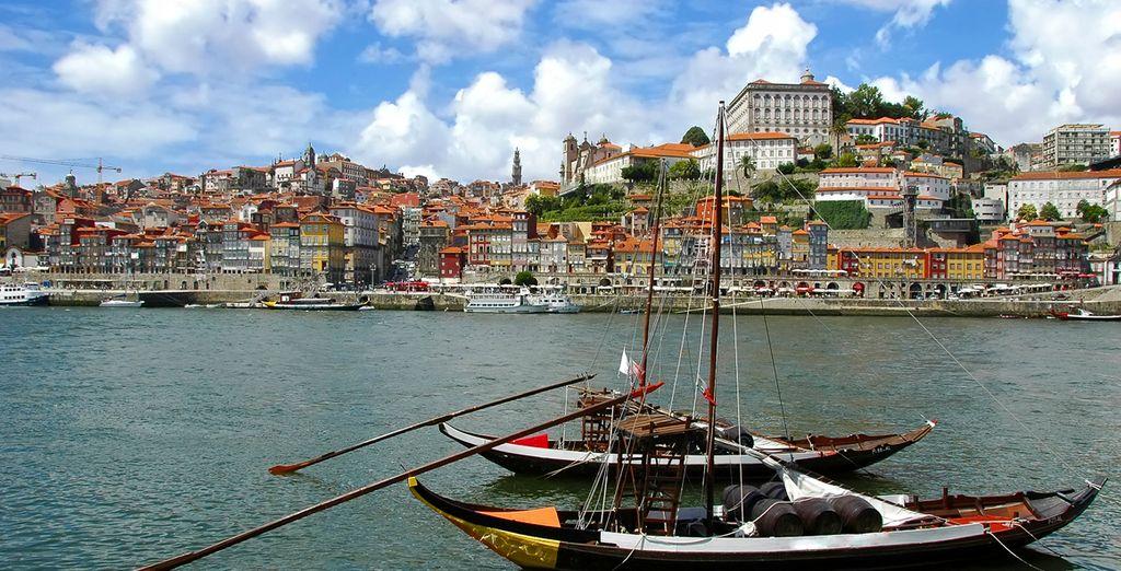 Visita Oporto, a tan sólo 20 kilómetros