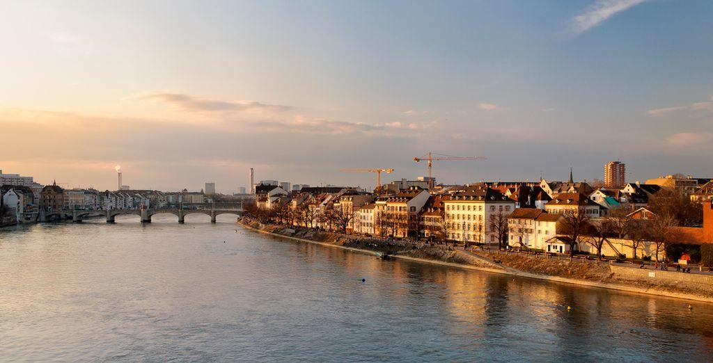 Basilea, una de las ciudades más románticas y culturales de Suiza