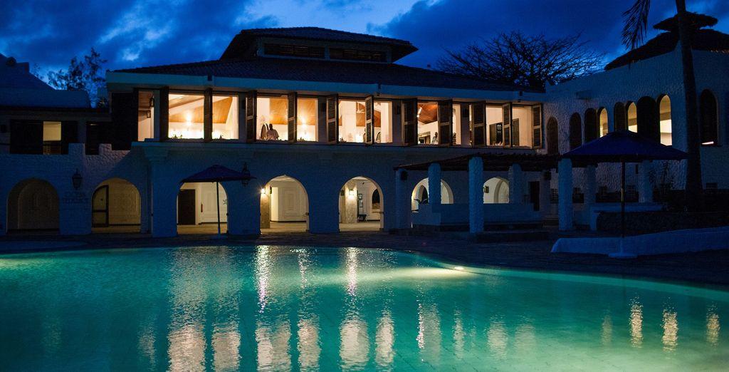 Un hotel con todo el lujo que necesita