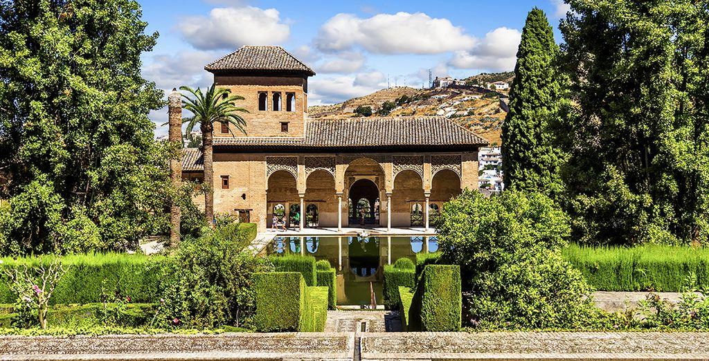 Descubre los tesoros de Granada