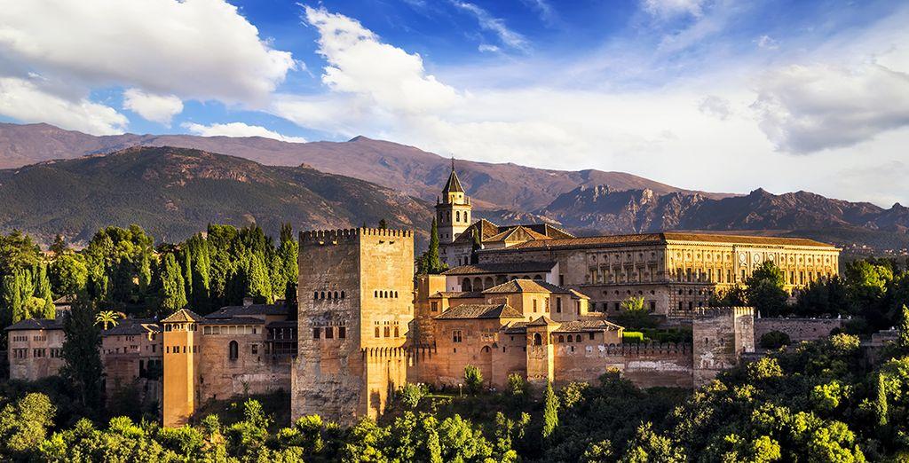 Anímate a descubrir la belleza de Granada