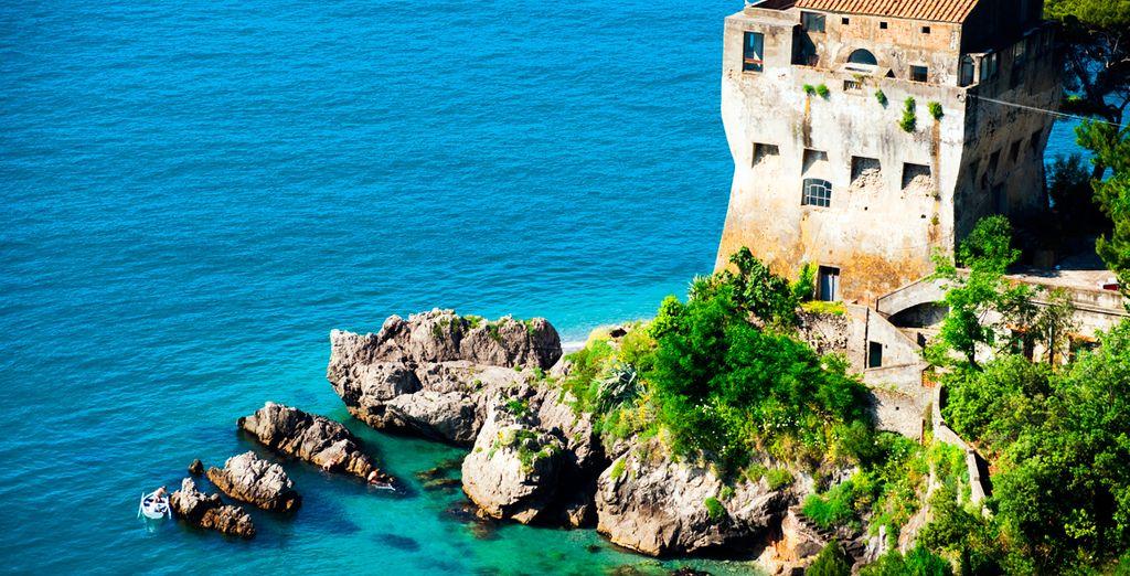 Salerno, la segunda ciudad más importante de la Campania