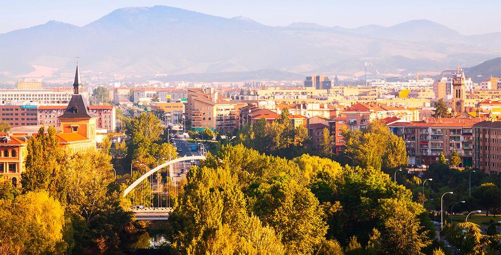 Pamplona es una ciudad acogedora