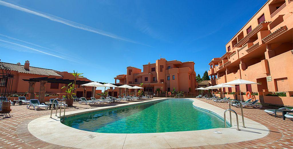 Royal Suites Marbella 4*, un complejo situado en un entorno privilegiado y tranquilo