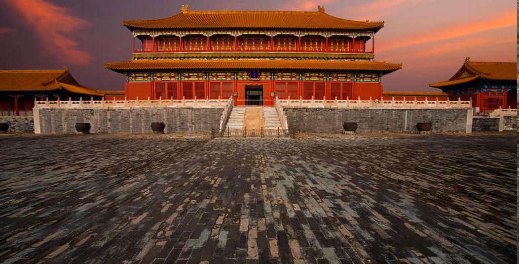 Visita sus inconfundibles templos
