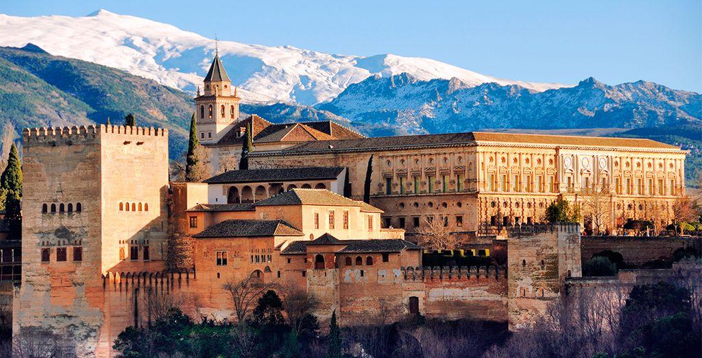 Descubre la hermosa ciudad de Granada