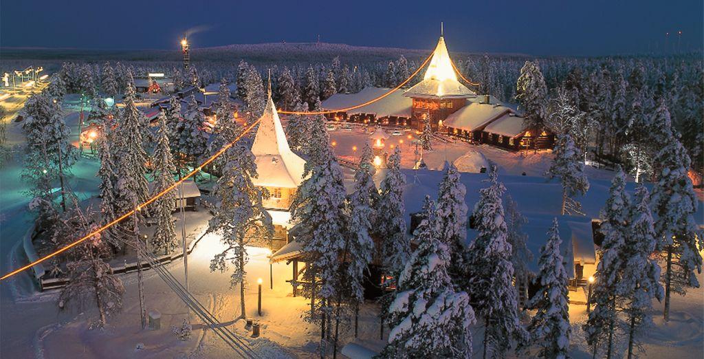 Santa Claus Holiday Village 4*, Rovaniemi