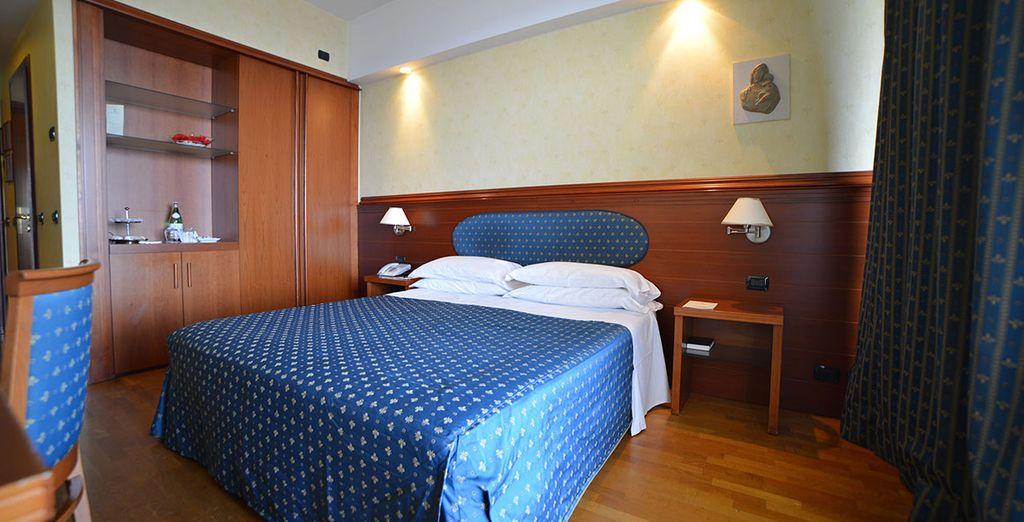 En el Hotel Nettuno 4*