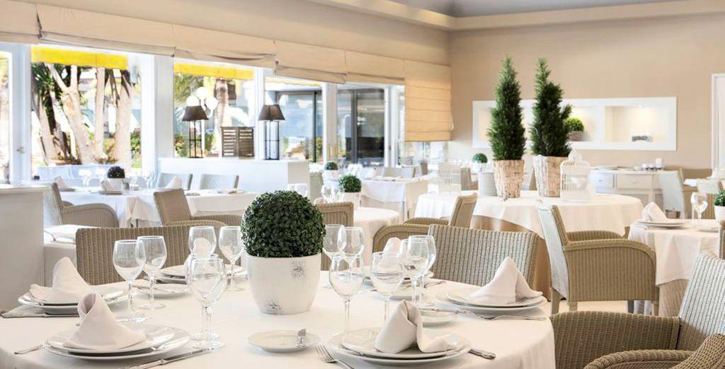 Disfruta de la cocina mediterránea tradicional renovada con unos toques de innovación