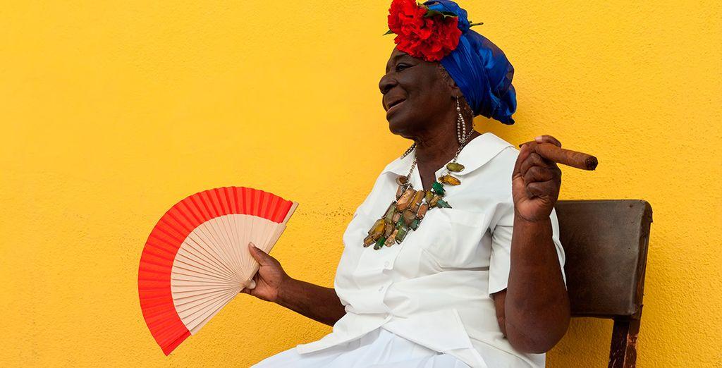 Bienvenido a la esencia de Cuba