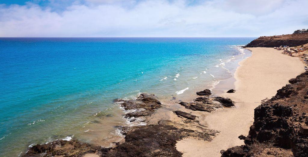 El encanto de Fuerteventura es irresistible