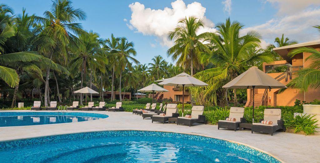 Bienvenido a tu hotel en Punta Cana