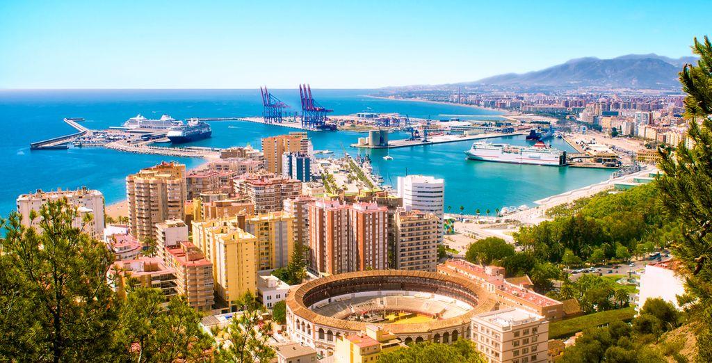 ¡Málaga tiene mucho que ofrecerte!