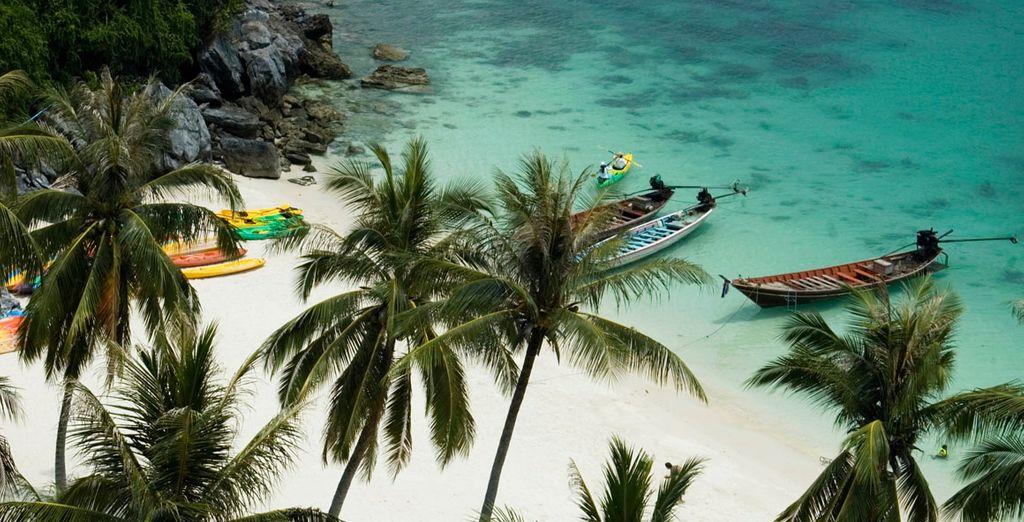 Mágicas playas de Koh Samui