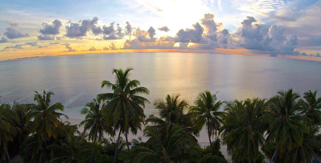 Un paraíso terrenal de verdad