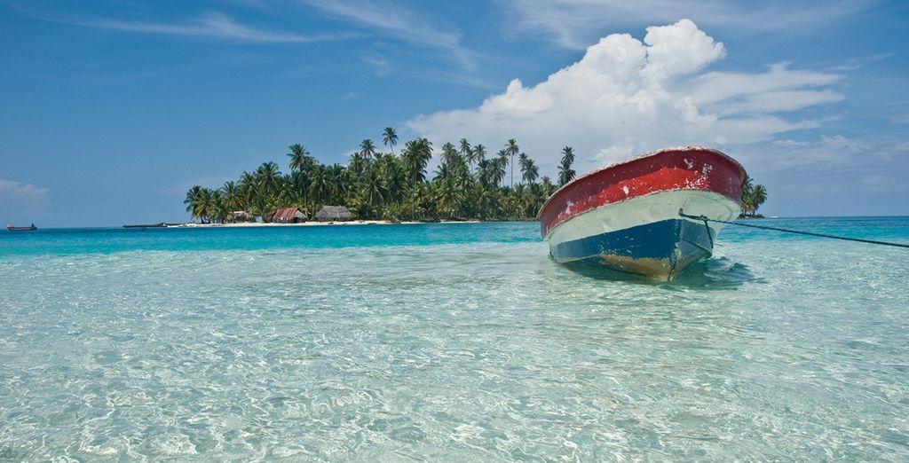 Descubre esta isla de encanto especial