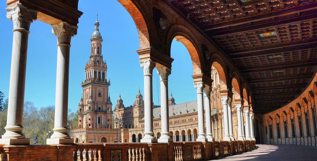 Descubre todo lo que Sevilla tiene para ofrecerte