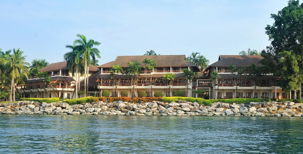 Hotel Felix River Kwai 4*, Kanchanaburi
