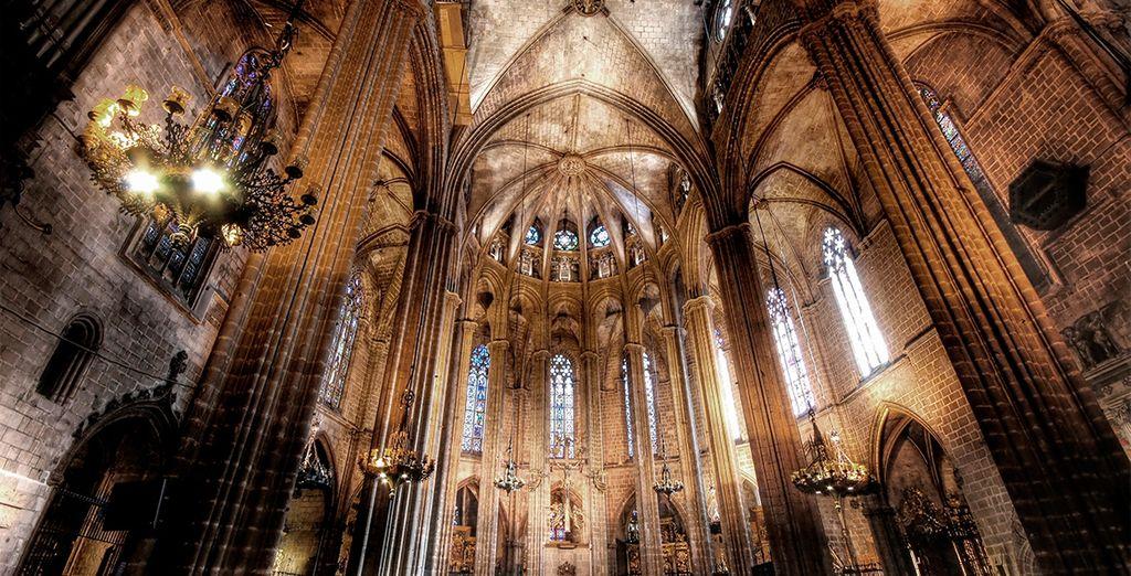 La impresionante belleza interior de la Catedral