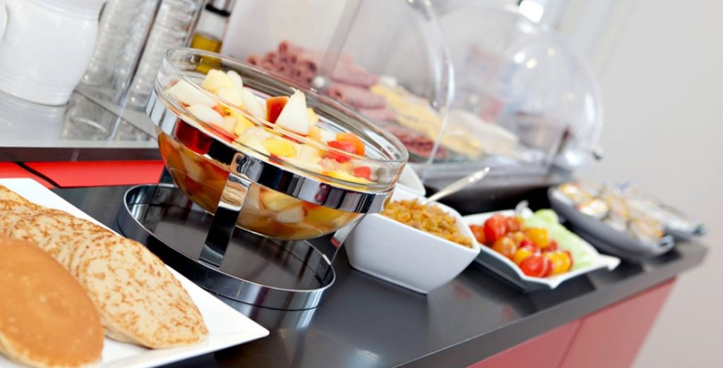 Disfrutarás de una gran variedad para saborear tu gran desayuno