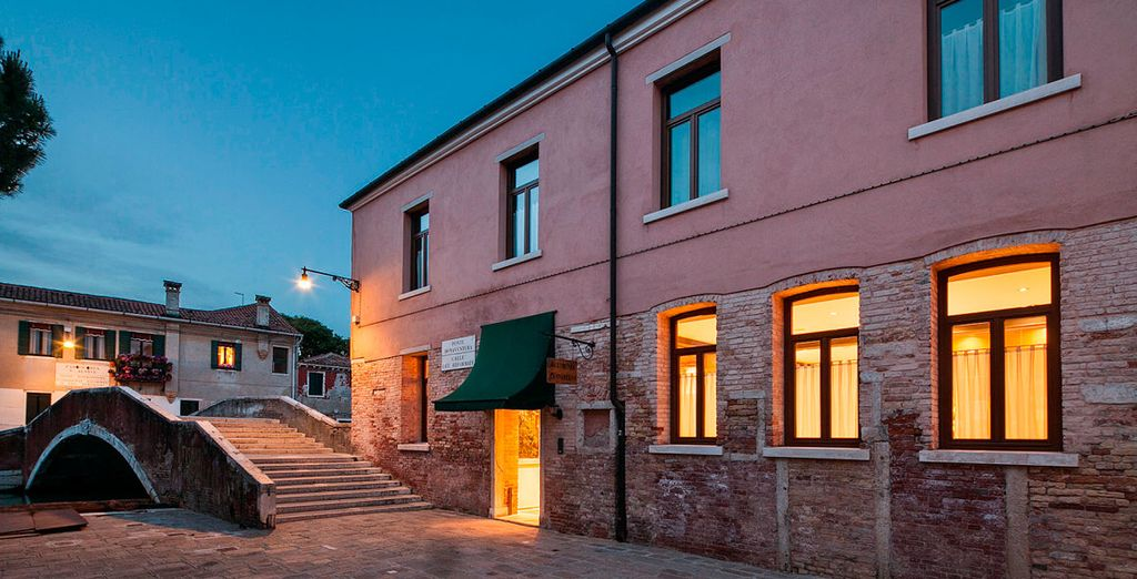 Bienvenido a Hotel Eurostars Residenza Cannaregio 4*