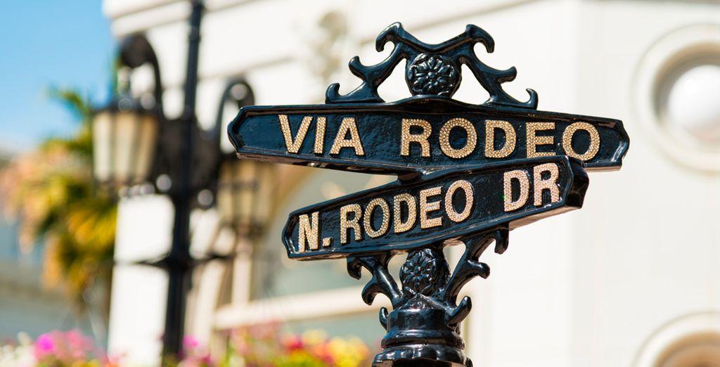 Rodeo Drive, la calle más chic de Los Ángeles