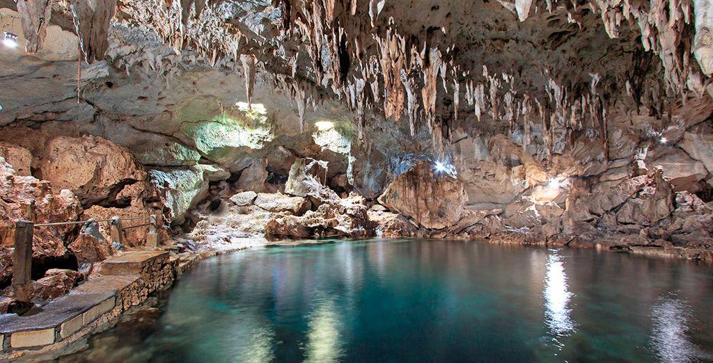 Adéntrate en la cueva de Hinagdanan, un tesoro