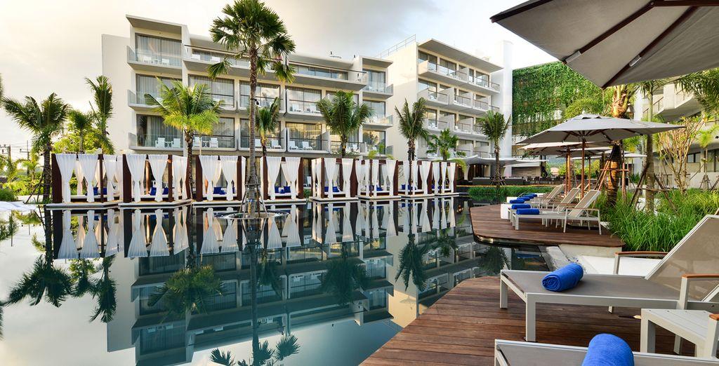 Dream Phuket Hotel & Spa parece sacado de un sueño