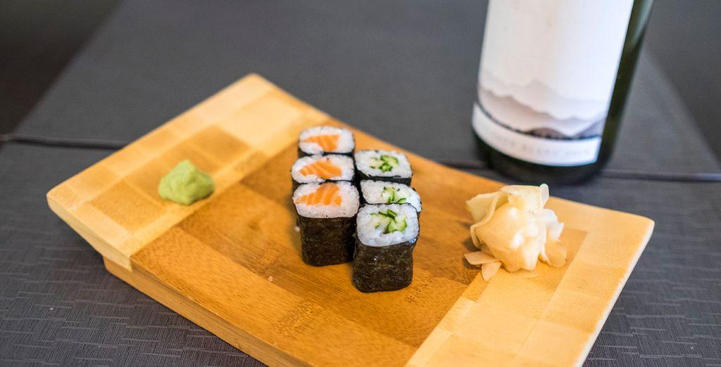 Regálate una cena en el Restaurante Japonés Lemon Grass