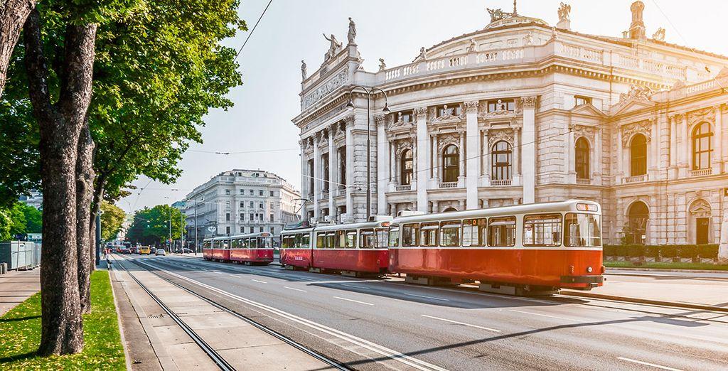 Descubre la belleza monumental de Viena