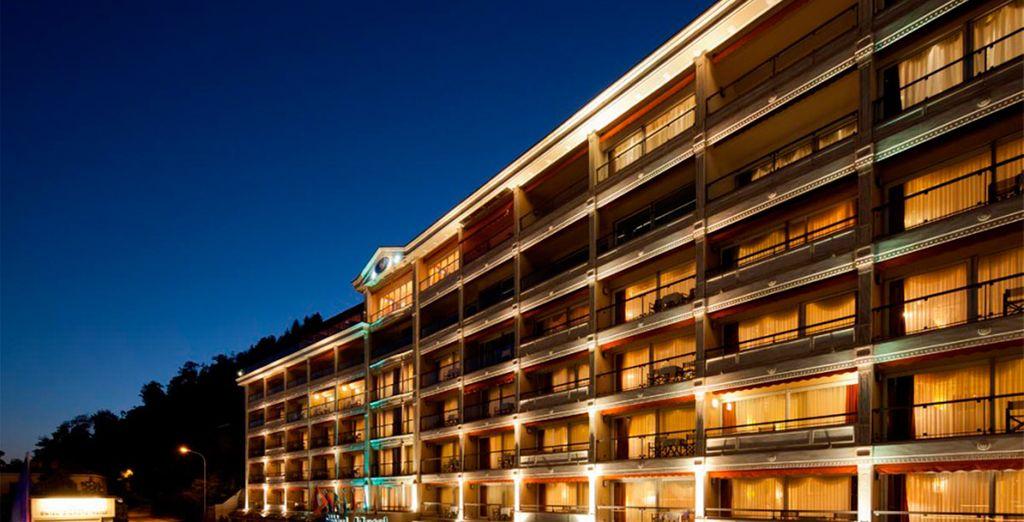 Un hotel que combina modernidad y lo más clásico