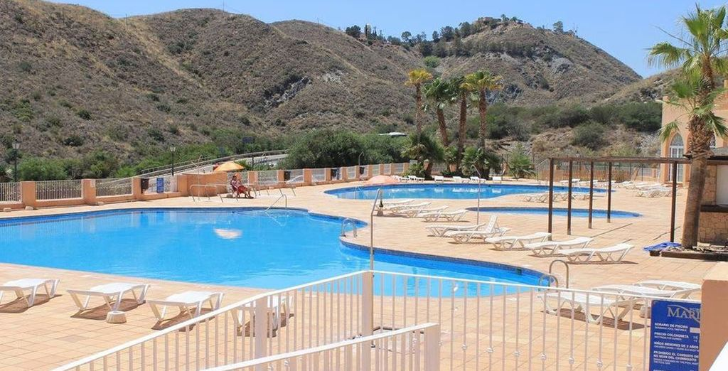 Suite Hotel Puerto Marina cuenta con lo necesario para garantizar un tiempo de descanso y ocio familiar