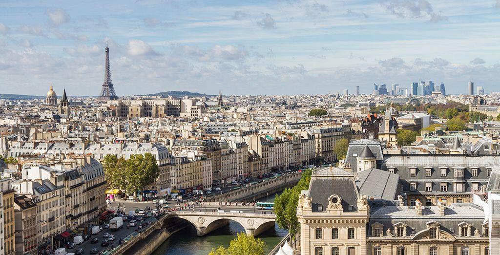 No podrás olvidar París