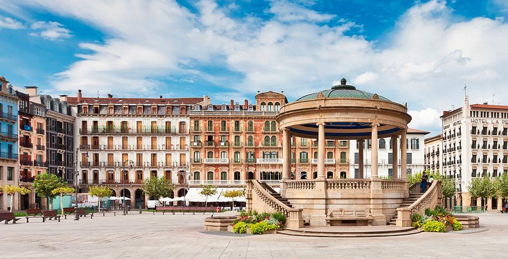 Visita Pamplona