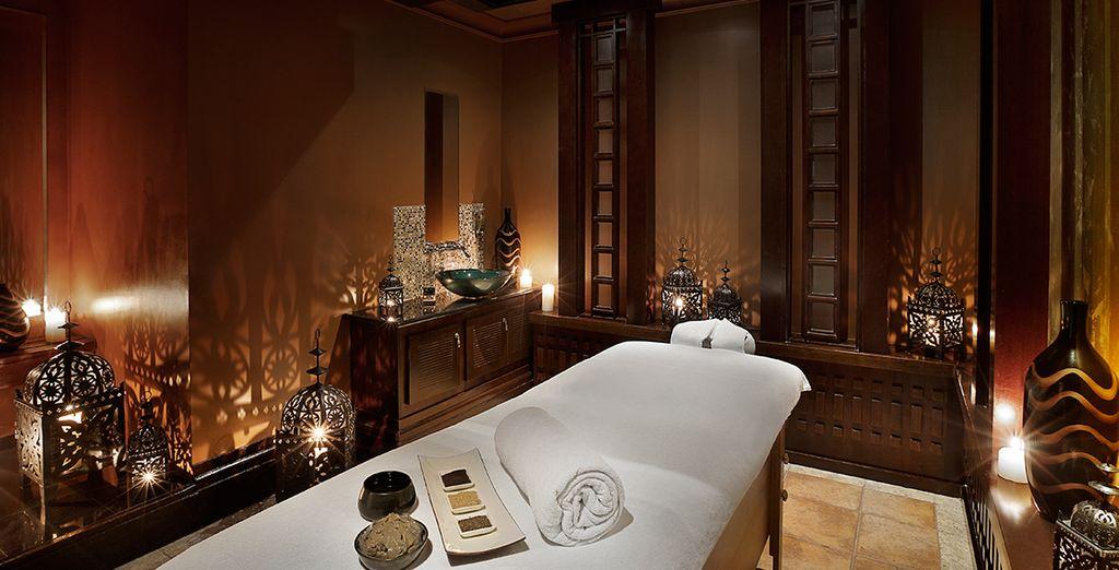 Disfruta del descanso que necesitas en las instalaciones de su spa