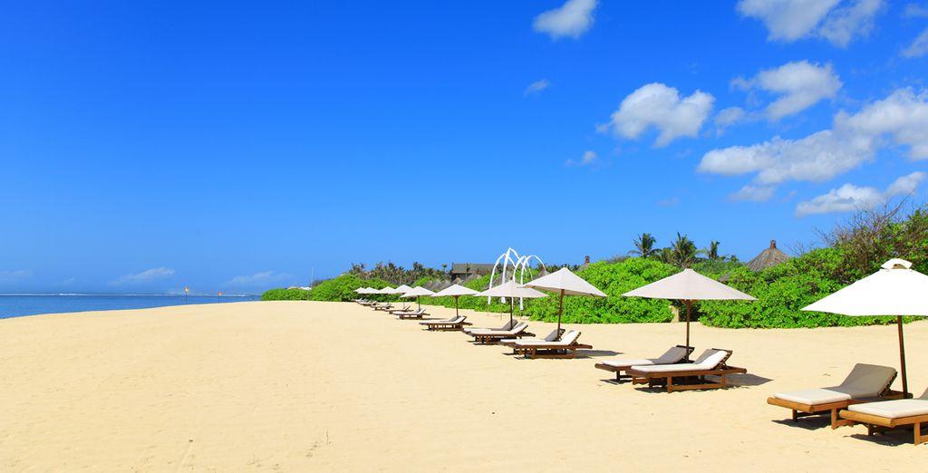 Donde disfrutarás de unos días de relax en las paradisíacas playas