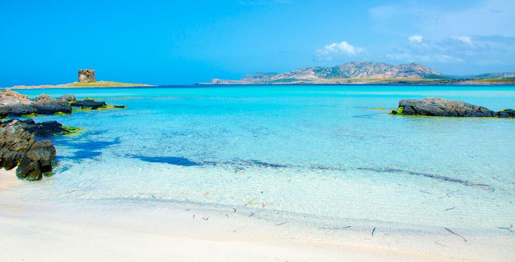 Playas azul turquesa te están esperando