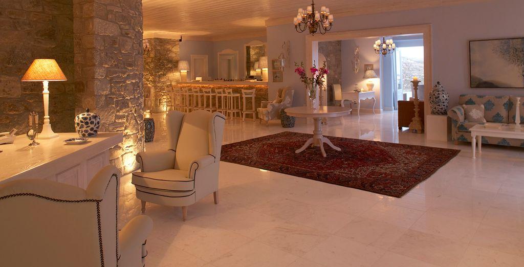 Interiores decorados con gusto