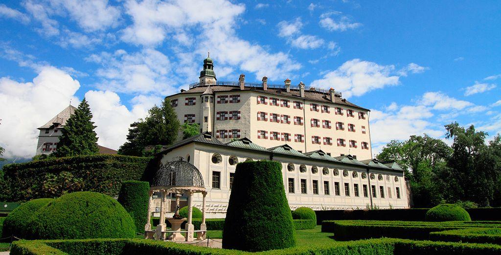 Conoce el Castillo de Schloss Ambras en Innsbruck