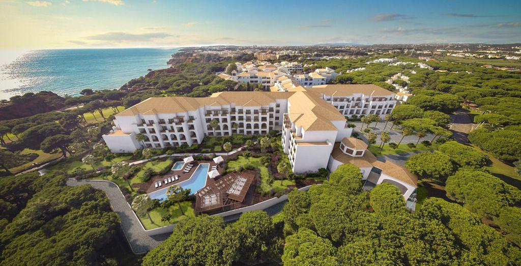 Un Resort con todos los servicios necesarios