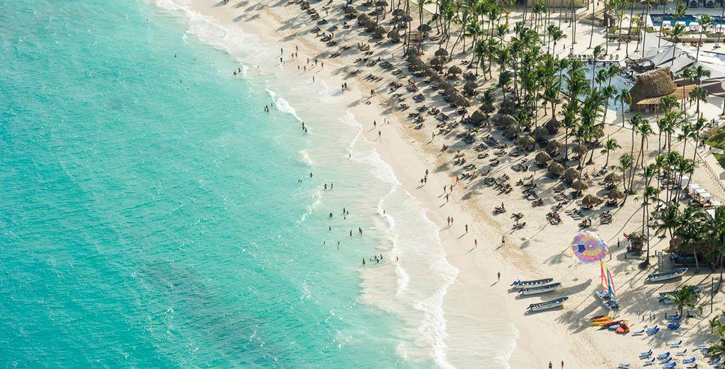 Un exuberante paraíso en la impresionante costa caribeña