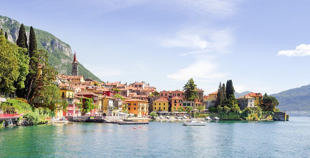 Aprovecha esta oportunidad para acercarte al bello Lago de Como