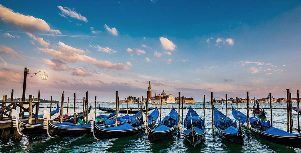 Venecia, un destino parado en el tiempo...