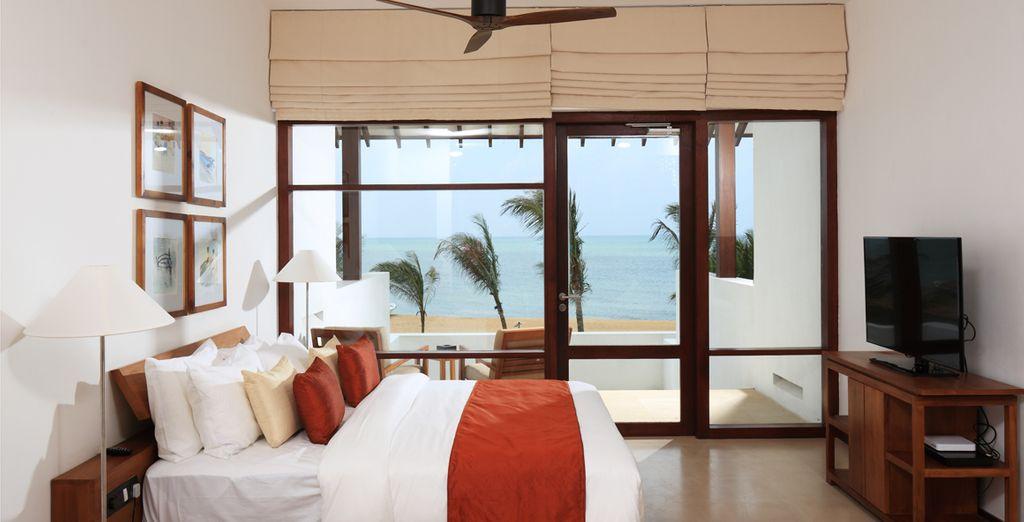 Tu Habitación Superior está equipada para que tu estancia sea cómoda y acogedora