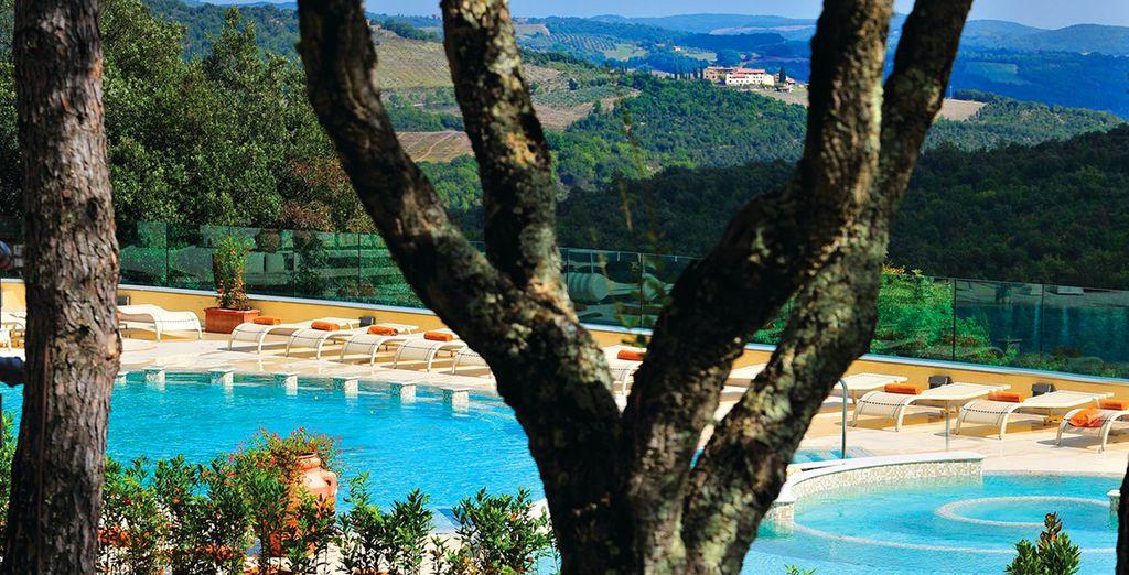Bienvenido a la Toscana