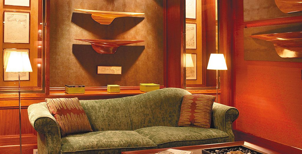 Disfruta de este espectacular y lujoso hotel