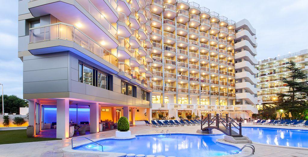 Bienvenido al Hotel Beverly Park & Spa 4*