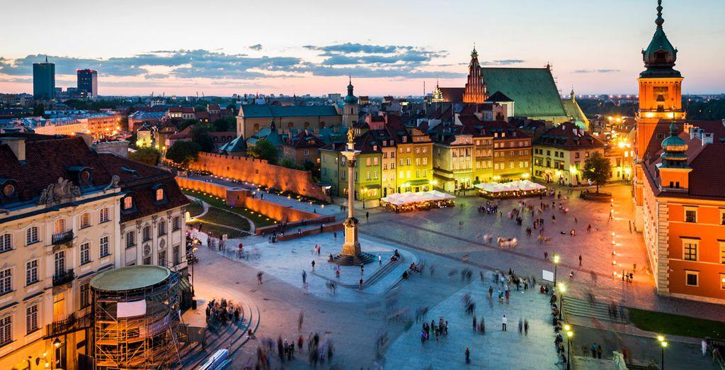 Disfruta de Varsovia en tu tiempo libre