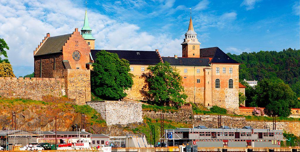 Una ciudad antiguamente conocida como Christiania